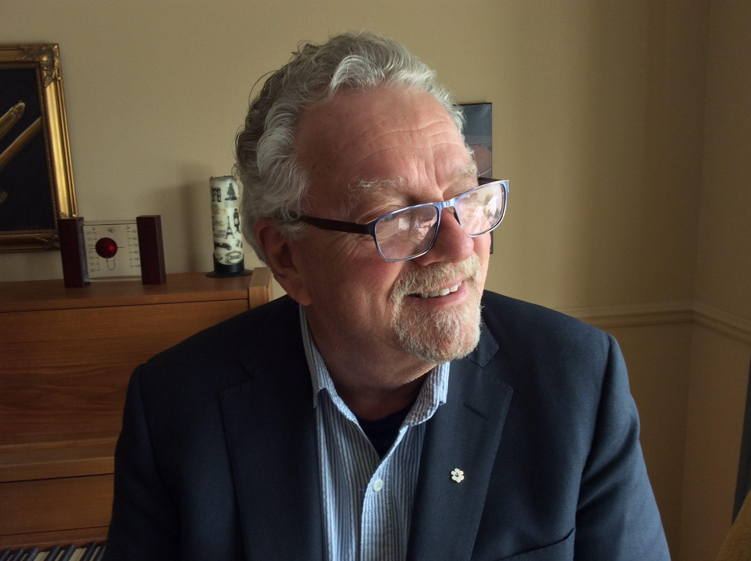 Bill Tholl (OC, M.A., ICD.D)